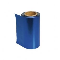 Mėlyna aliuminio folija  100 m