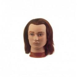 Natūralūs 25 cm plaukai...