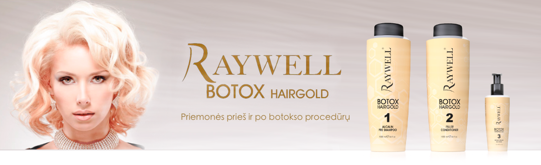 Raywell Botox Rinkinys